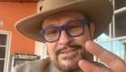 Arturo Peniche habla sobre el covid-19