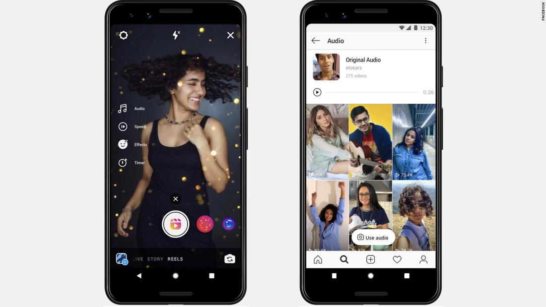 Instagram trabaja para lanzar la competencia de TikTok a nivel mundial