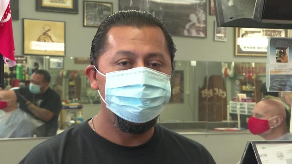 Este empresario se niega a segundo cierre por la pandemia