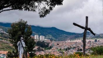 Coronavirus: arduo viernes en Colombia
