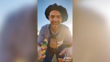 El gaucho argentino que se hizo viral