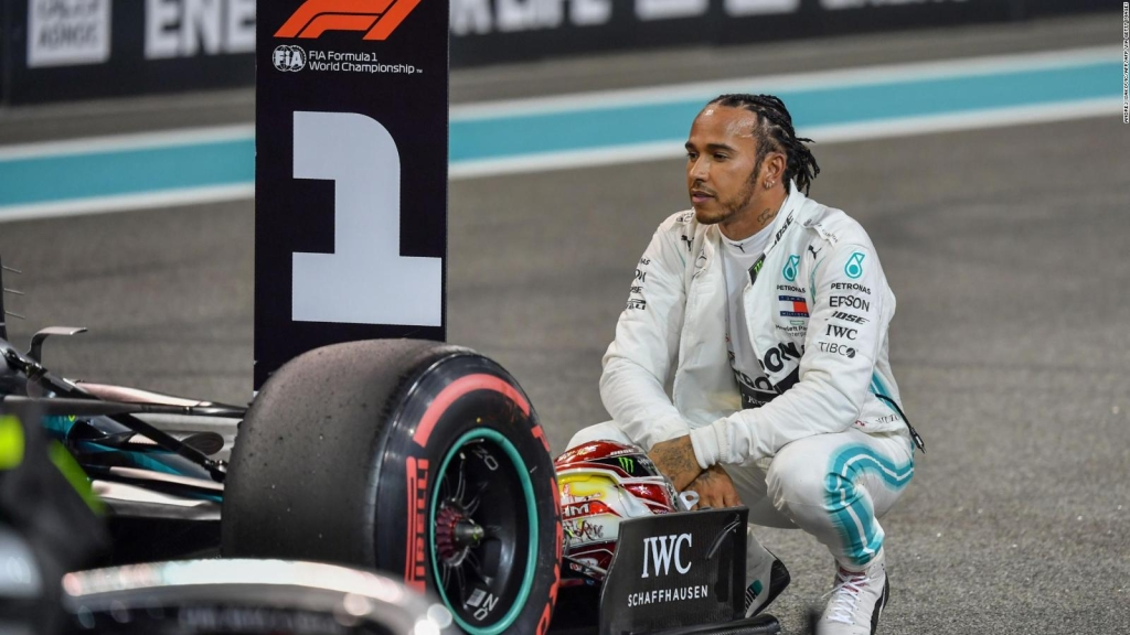 "F1: Lewis Hamilton, 90 veces ""rey"" de la Pole Position"