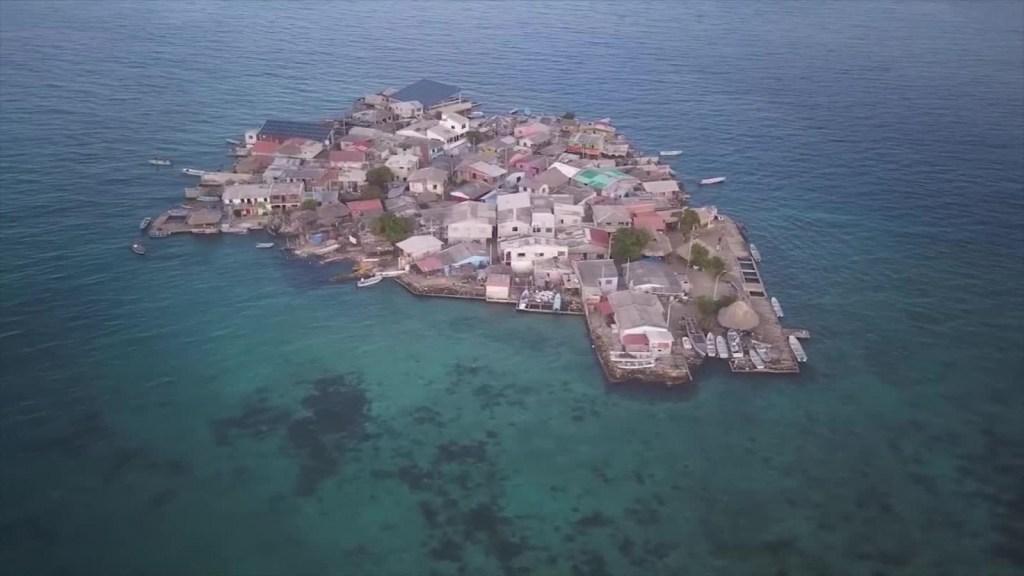 Santa Cruz del Islote teme por el coronavirus