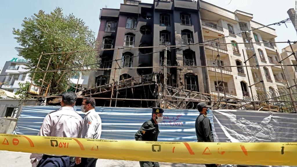 ¿Error o sabotaje?:  siguen las extrañas explosiones en Irán