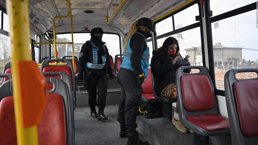 Primer día de la cuarentena escalonada en Buenos Aires