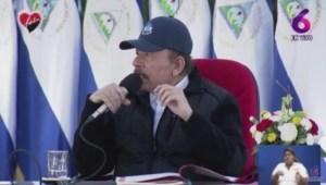 Daniel Ortega reaparece después de más de un mes
