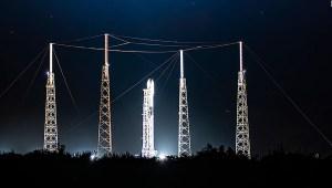 SpaceX lanza satélite surcoreano en cohete histórico