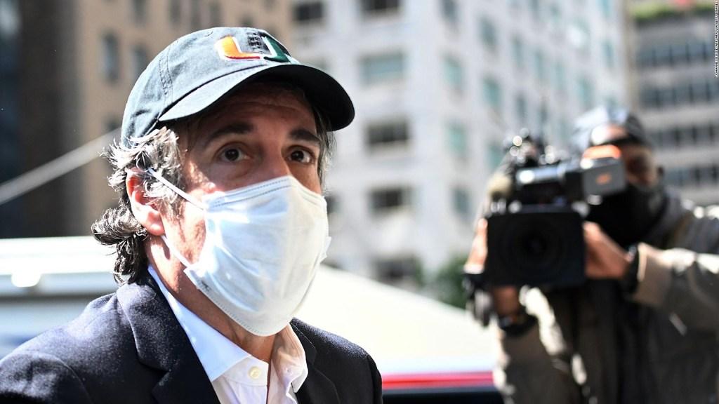 Juez autoriza a Cohen a cumplir condena bajo arresto domiciliario