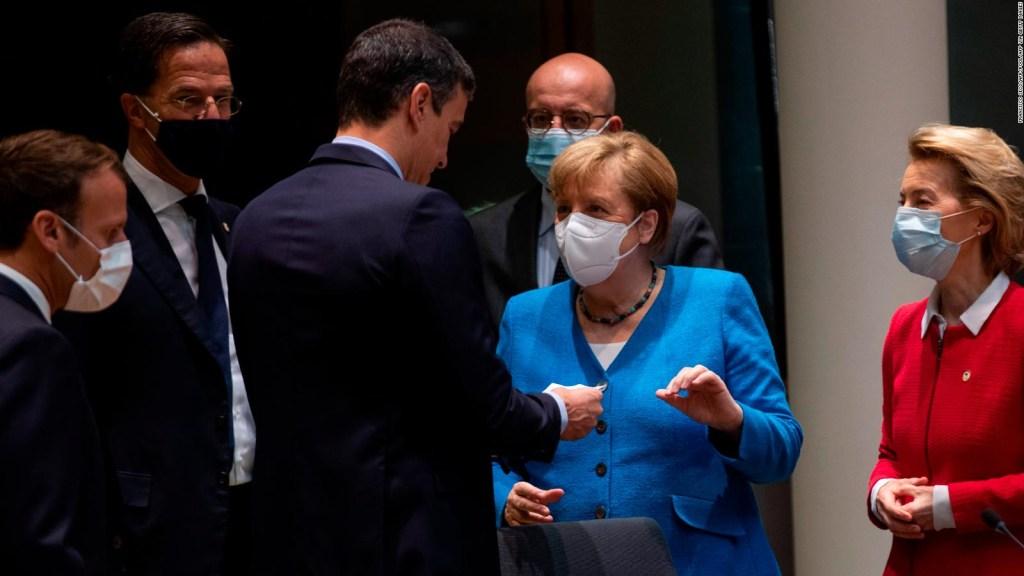 Unión Europea alcanza histórico acuerdo de recuperación