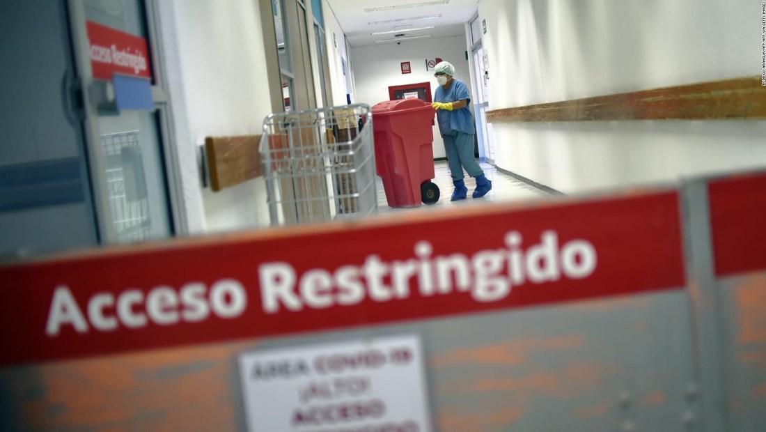 Alarma por la saturación de hospitales en Yucatán