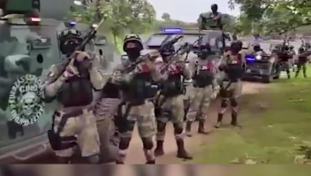 Esto dice el gobierno de AMLO de videos que serían del CJNG