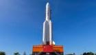 Marte es el gran objetivo de China y EE.UU.