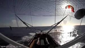 Histórico: SpaceX recupera piezas reciclables del Falcon 9