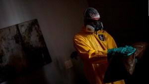 Más de 22.000 muertes en las Américas en la última semana