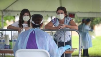 Florida registra más de 9.000 hospitalizaciones en un día