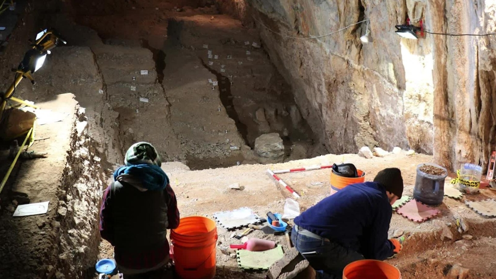 México investiga hallazgo de vestigios humanos milenarios