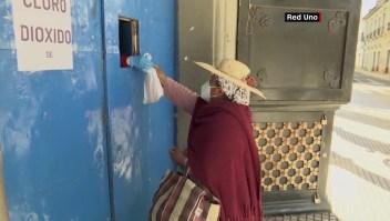 Bolivianos usan dióxido de cloro contra el covid-19 pese a riesgos