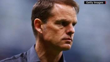 Termina la era de Frank de Boer en el Atlanta United