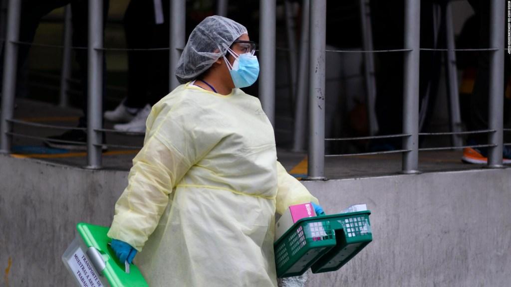 Coronavirus en Guatemala: médicos contagiados en el frente de batalla