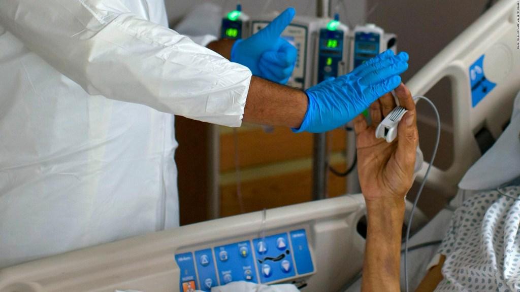 EE.UU. está viendo un número descontrolado de contagios