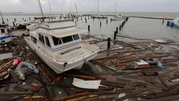 Texas, entre el huracán Hanna y el covid-19