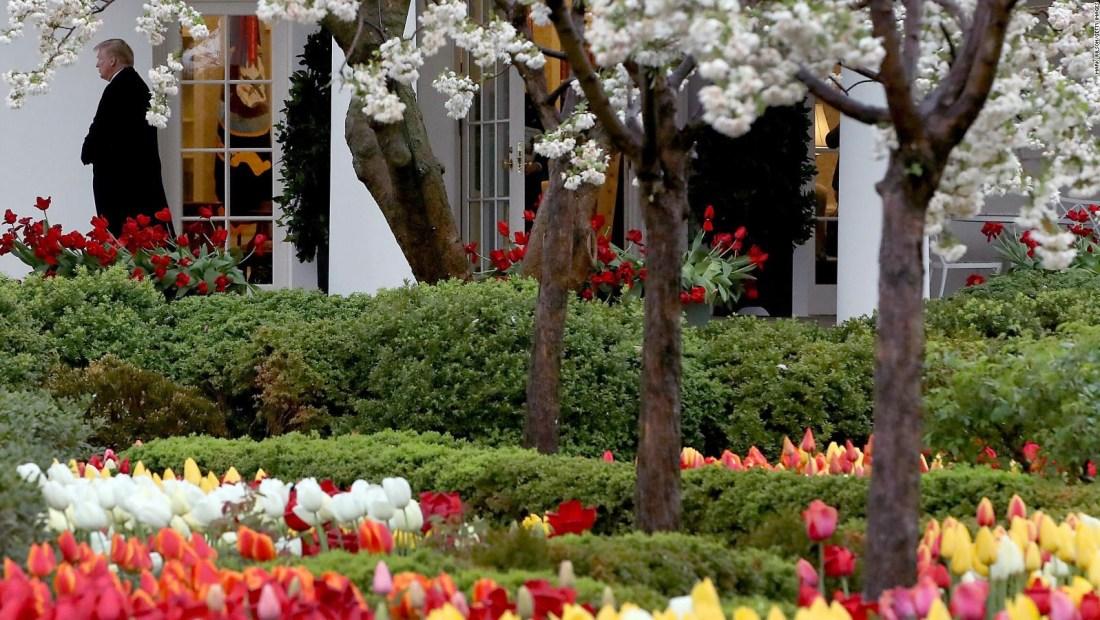 La Casa Blanca renovaría estética en plena pandemia