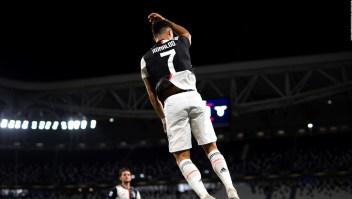 El aporte de Cristiano Ronaldo para la Juventus