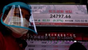 5 cosas: Multas por no usar mascarilla en Hong Kong
