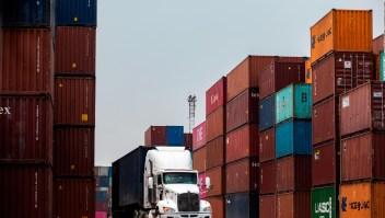 Las exportaciones de México caen un 12,8% en junio