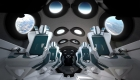 Virgin Galactic presenta diseño de cabina para turismo espacial