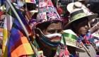 Los protagonistas detrás de las protestas en Bolivia