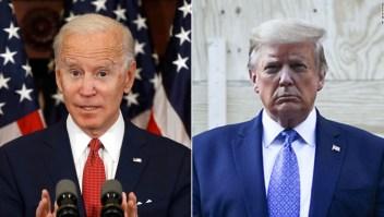 Tienes dos opciones para presidente. No más