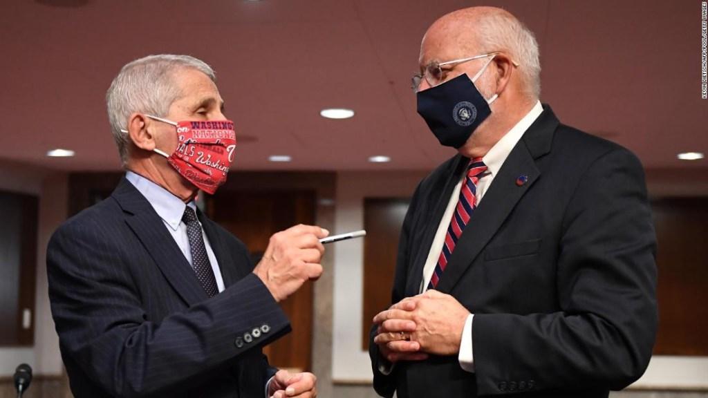 Los altos funcionarios de salud han cambiado de opinión sobre la orientación de la máscara facial, pero por una buena razón