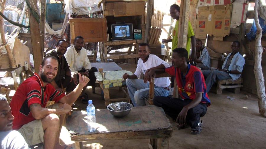 Somalilandia no ha sido reconocida como nación soberana por ningún otro país (Guilherme Canever).