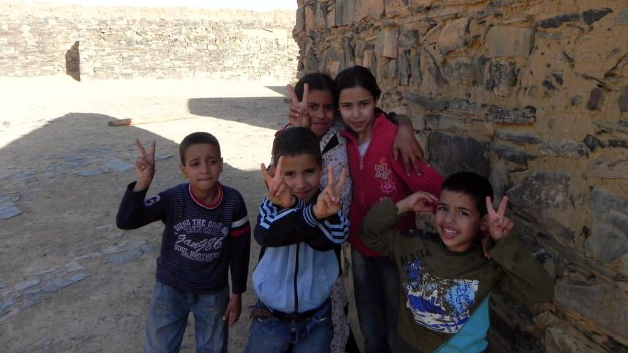 El Sahara Occidental, territorio no autónomo (Guilherme Canever).