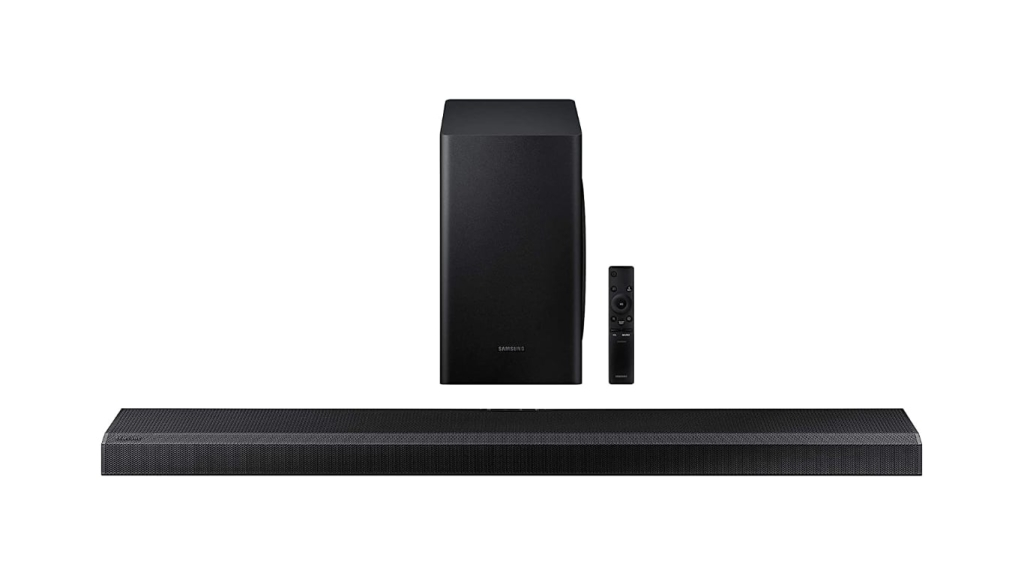 Barra de sonido de Samsung