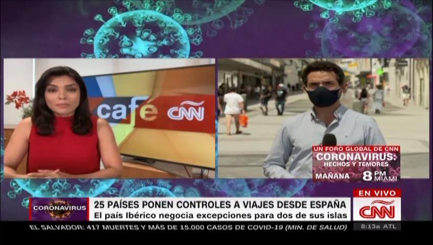 Madrid reanuda las restricciones tras los rebrotes de coronavirus