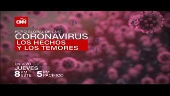 Nuevo foro sobre coronavirus