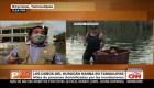 Así fueron los daños del huracán Hanna en Tamaulipas