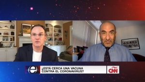 El Dr. Huerta explica cuándo podría estar disponible la vacuna contra el covid-19