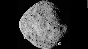 Bennu, el asteroide que lanza rocas al espacio