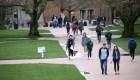Universidades en EE.UU. cambiaron a modalidad virtual