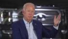 """Falta de acción de Trump es """"casi criminal"""", dice Biden"""