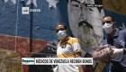 EE.UU. interviene para dar bonos a médicos de Venezuela