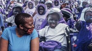 Equipo homenajeó a niño de 14 años fallecido por cáncer