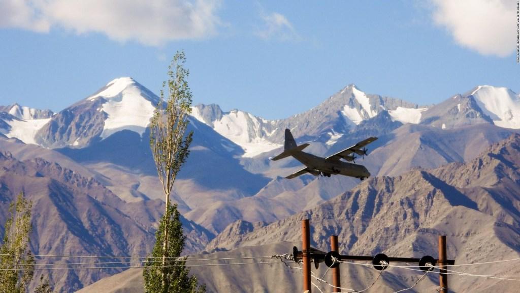 China, la India y la tensión en la frontera