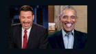 Mira a Obama sorprender a una seguidora