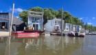 Conoce de cerca las casas flotantes de Buenos Aires