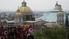 Fieles hablan del cierre de Basílica de Guadalupe