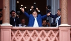"Juan Cruz: ""Con muerte de Maradona nace otra Eva Perón"""